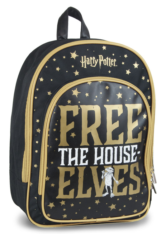 Backpack Harry Potter - Dobby Free The House