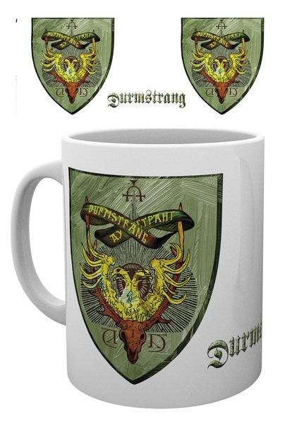 Mug Harry Potter Durmstrang Tips For Original Gifts Durmstrang only allows certain types of pets. europosters eu