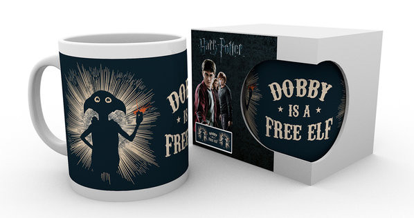 Cup Harry Potter - Free Elf