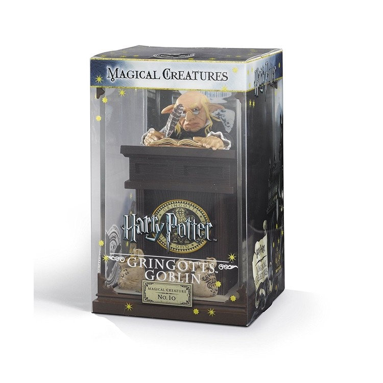 Figurine Harry Potter - Gringotts Goblin