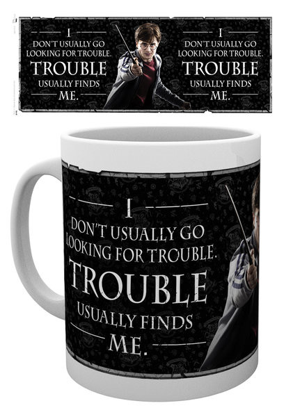 Cup Harry Potter - Harry Quote