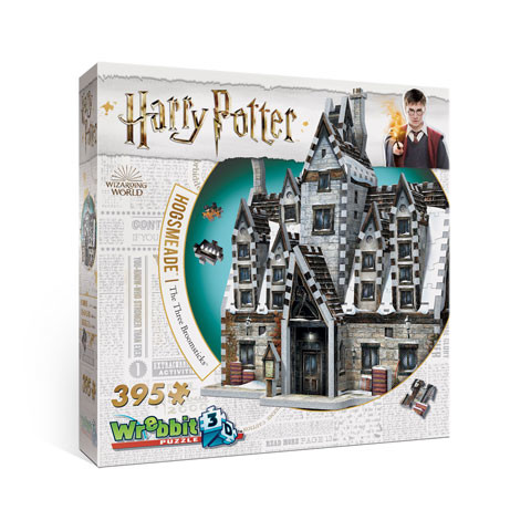 Puzzle Harry Potter - Hogsmeade - The Three Broomsticks