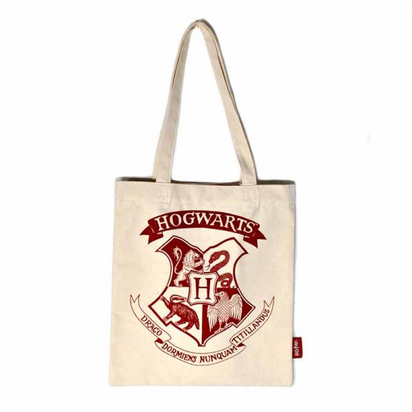 Bag Harry Potter - Hogwarts Crest One Colour