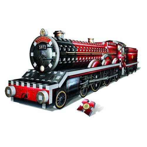 Puzzle Harry Potter - Hogwarts Express 3D