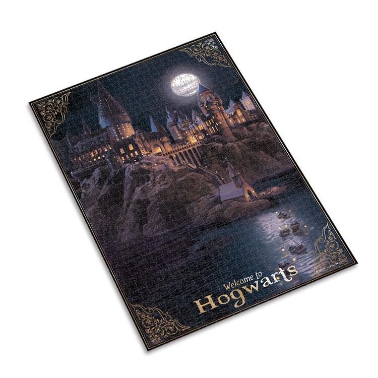 Puzzle Harry Potter - Hogwarts