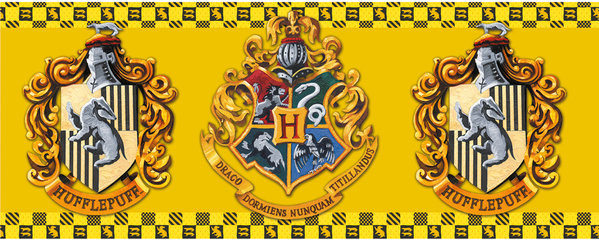 Mug Harry Potter - Hufflepuff