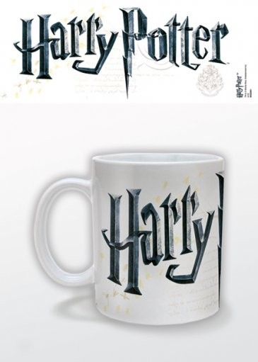 Mug Harry Potter - Logo