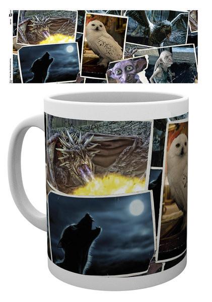 Mug Harry Potter - Magical Creatures