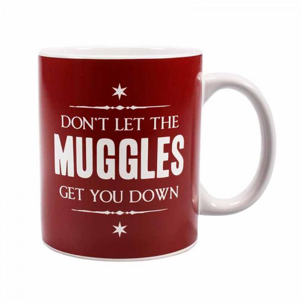 Mug Harry Potter - Muggles Get Down