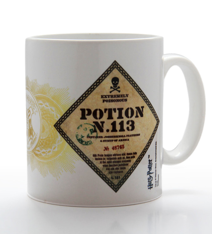Mug Harry Potter - Potion No.113