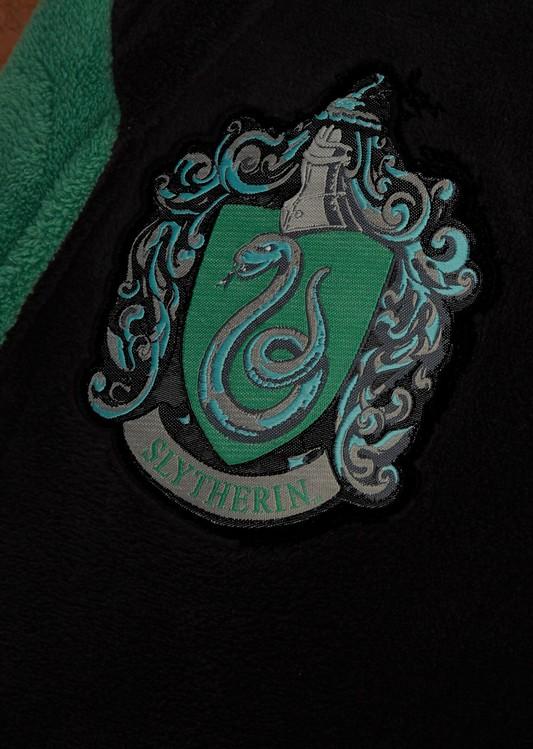 Bathrobe Harry Potter - Slytherin