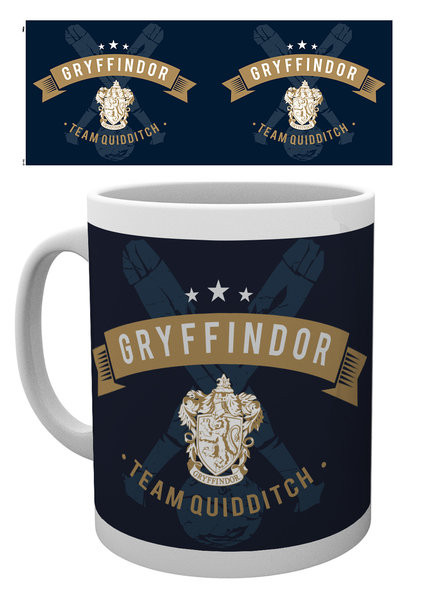 Cup Harry Potter - Team Quidditch