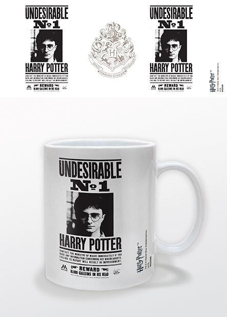 Muki Harry Potter – Undesirable No.1