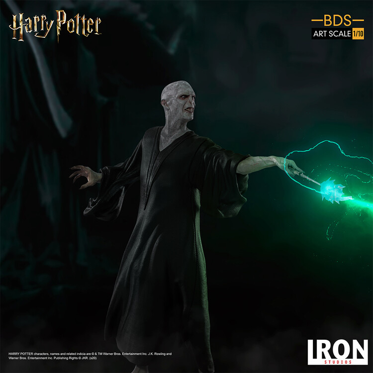 Hahmo Harry Potter - Voldemort