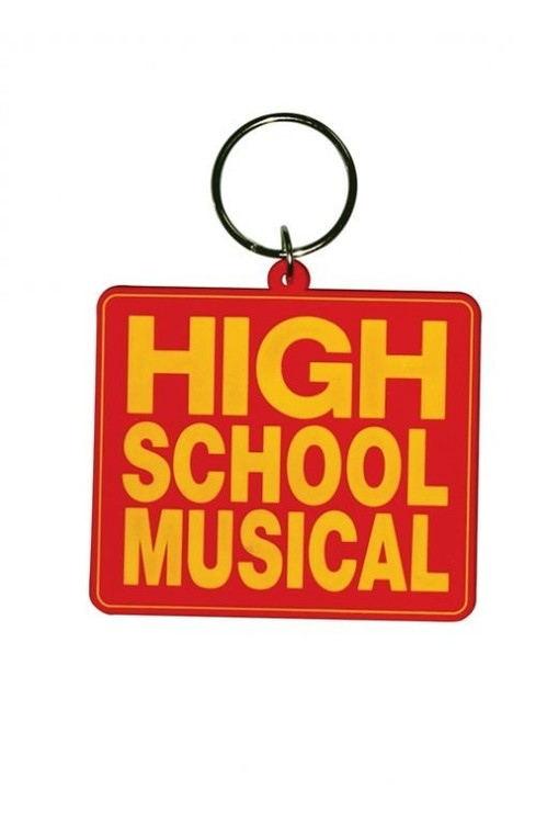 HIGH SCHOOL MUSICAL - Logo Porte-clés