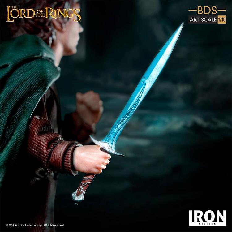 Hahmo Hobitti & Taru sormusten herrasta - Frodo