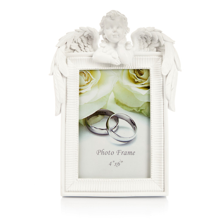 Photo Frame with Angel – Photo 10x15cm Home Decor