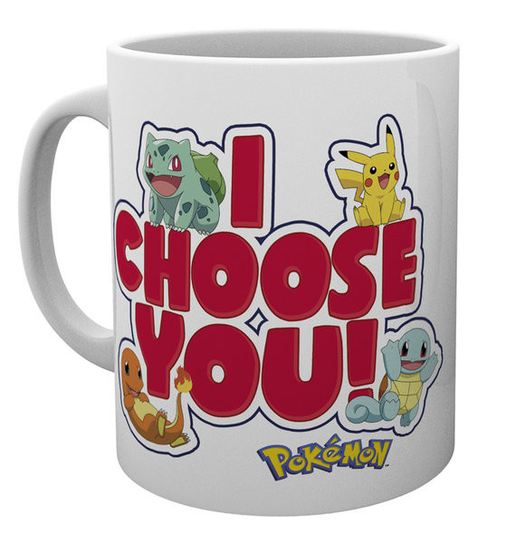 Cup I Choose You