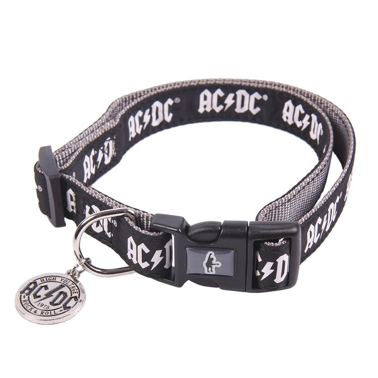 Dog accessories AC/DC
