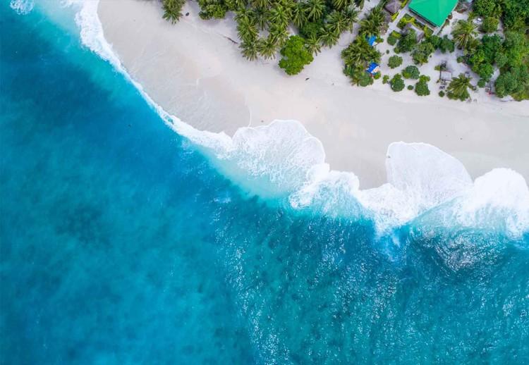 Lasitaulu  Paradise From Above