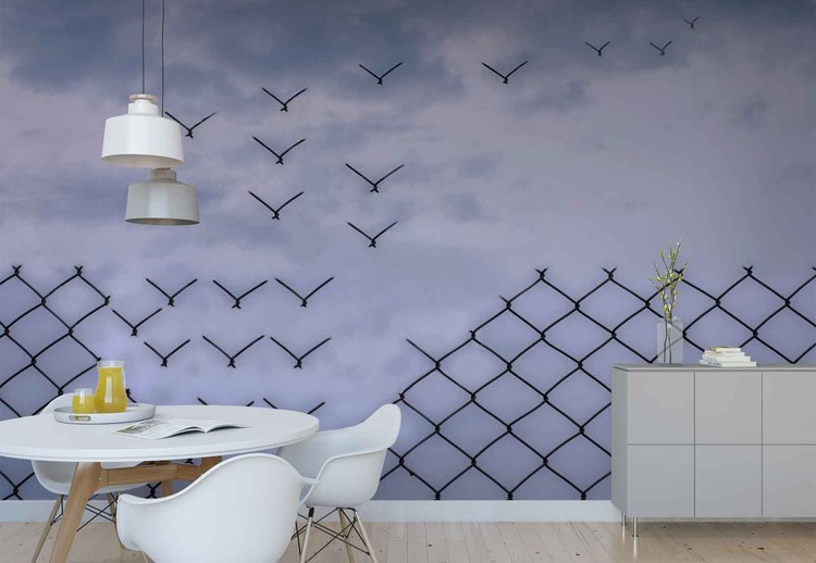 Wallpaper Mural Don´T Fence Me In!