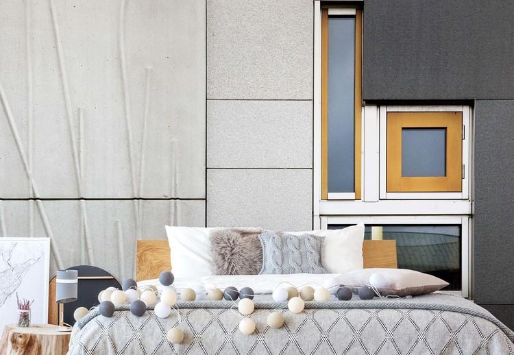 Wallpaper Mural Facade Geometry