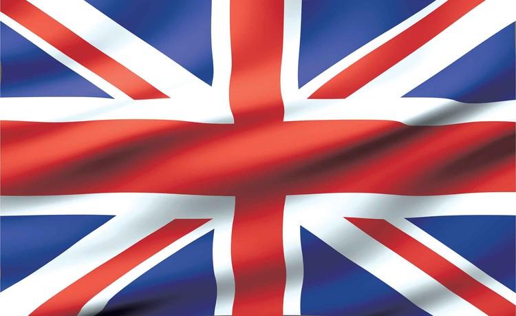 Wallpaper Mural Flag Great Britain UK