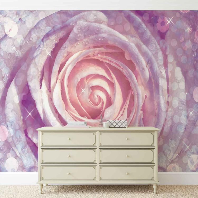 Wallpaper Mural Flowers Rose Nature