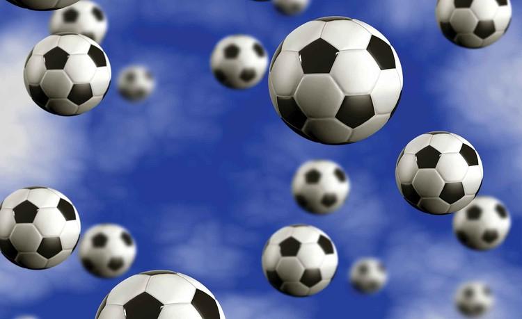 Wallpaper Mural Football Soccer