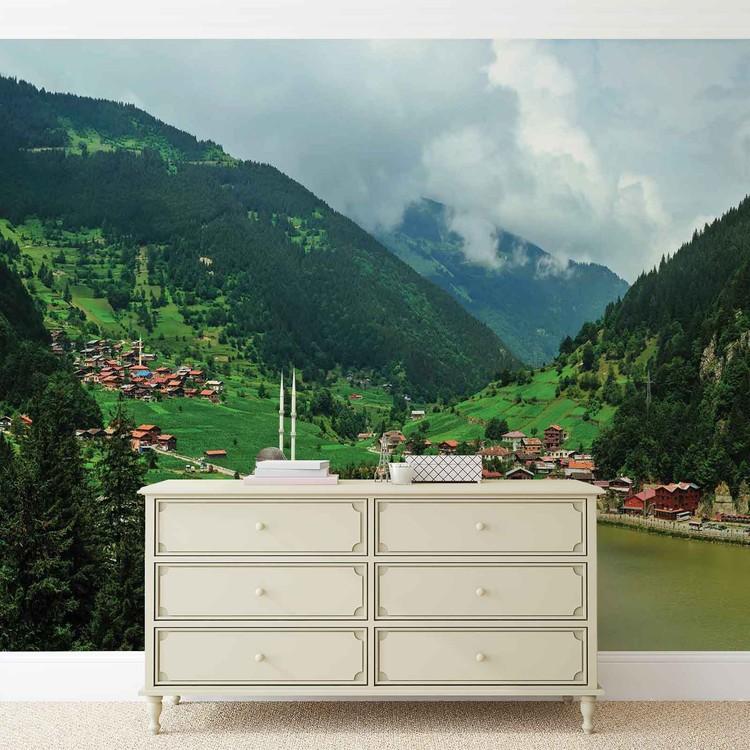 Wallpaper Mural Landscape