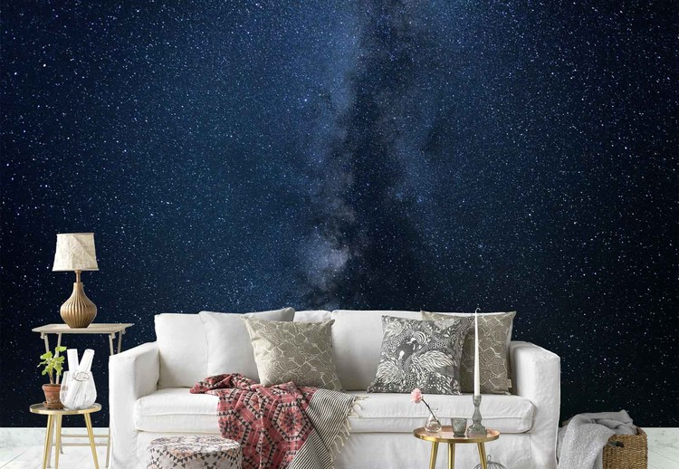 Wallpaper Mural Milky Way