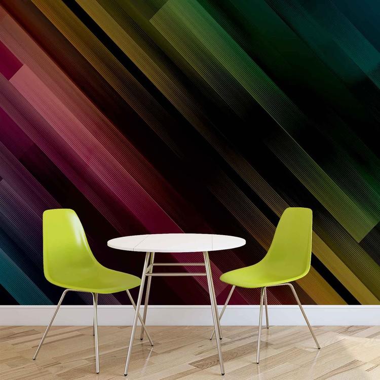 Wallpaper Mural Modern Art