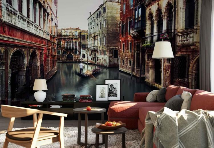 Wallpaper Mural The Gondolier