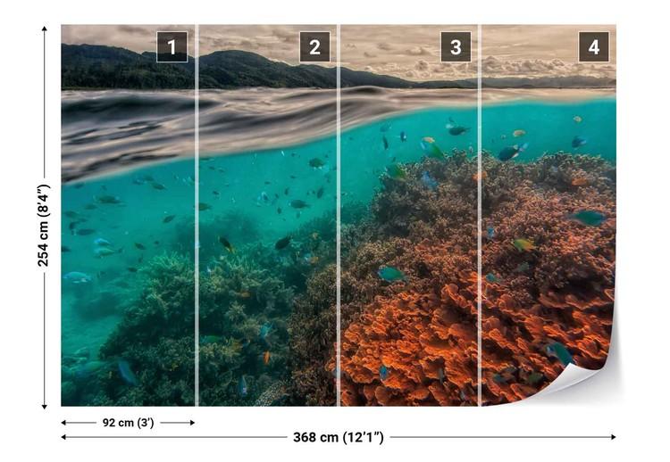 Wallpaper Mural Uri Marine Reserve