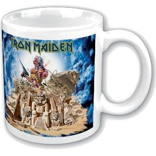 Cup Iron Maiden –  Somewhere Back In Time
