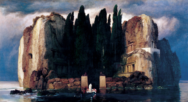 Isle of the Dead (Fifth version), 1886 Reproduction