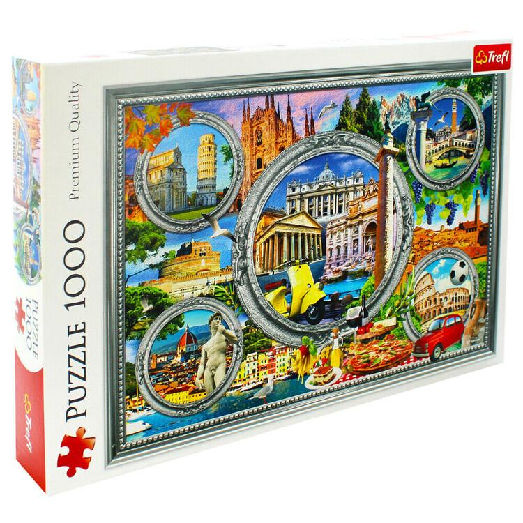 Puzzle Italian Holiday