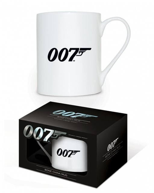 Mug James Bond - 007 Logo