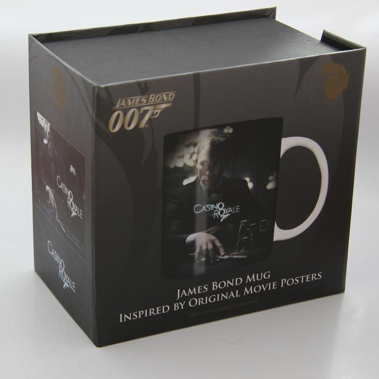 Cup James Bond - casino royale