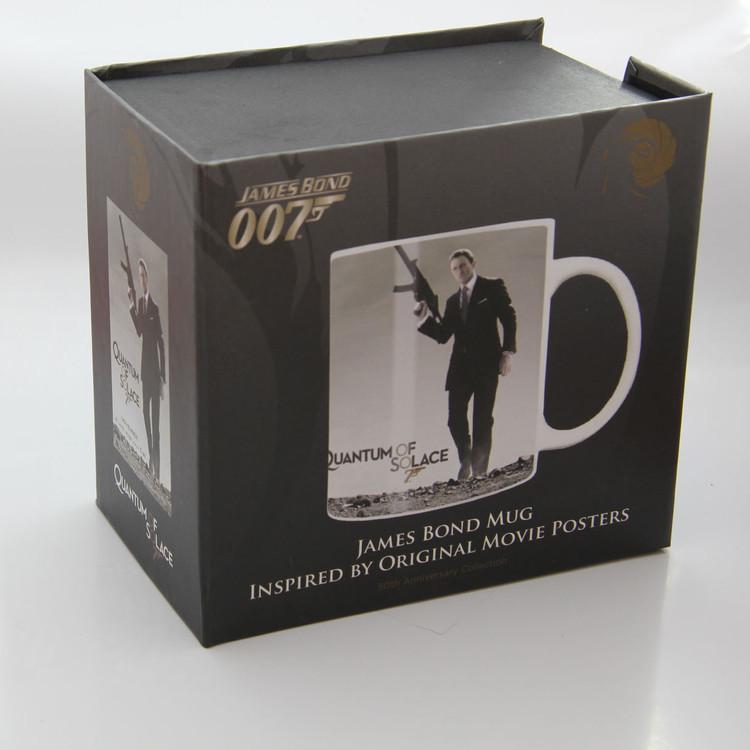 Mug James Bond - quantum of solace