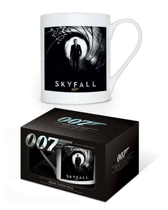 Mug James Bond: Skyfall - Bone China Mug