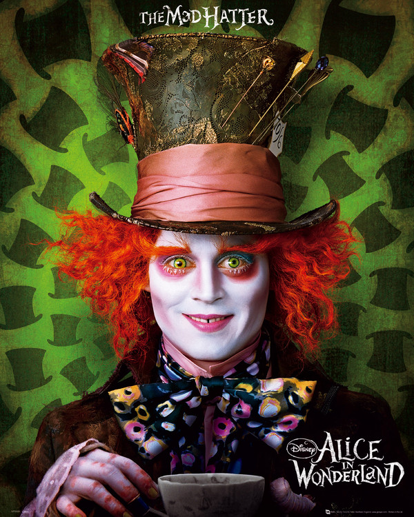Juliste ALICE IN WONDERLAND