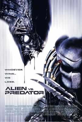 Juliste ALIEN VS PREDATOR