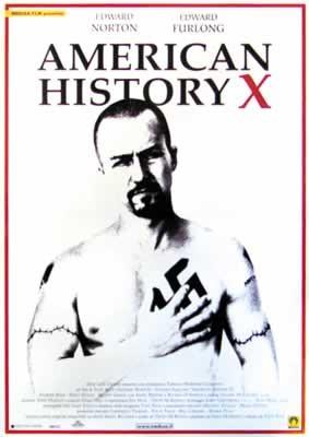 Juliste AMERICAN HISTORY X