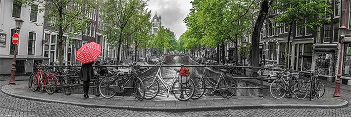 Juliste Amsterdam