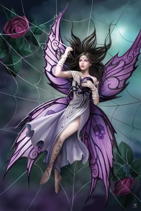 Juliste Anne Stokes - silk lure