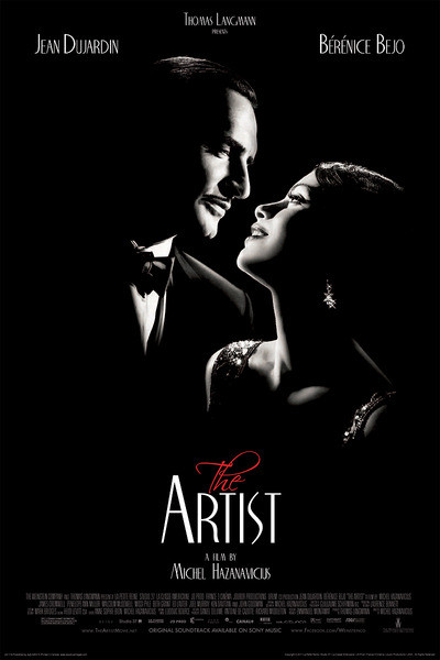 Juliste ARTIST - teaser 2012