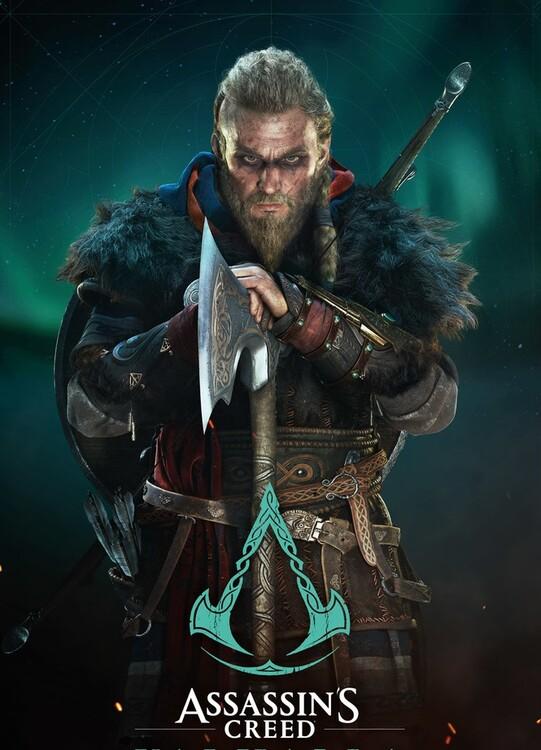 Juliste Assassin's Creed: Valhalla - Eivor