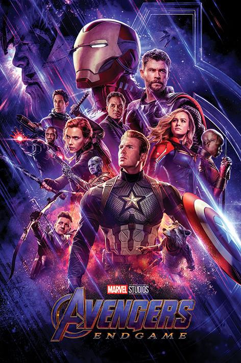 Juliste Avengers: Endgame - Journey's End