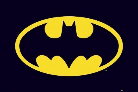 Juliste  BATMAN - classic logo